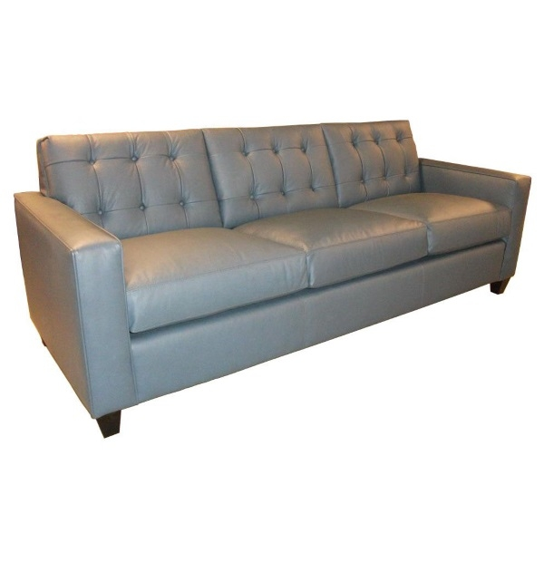 Transitional Track Arm Tufted Sofatest