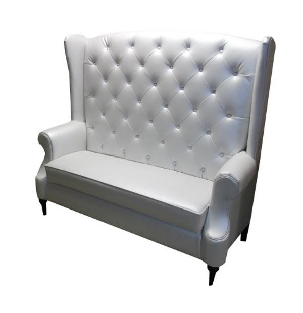 Wingback Tufted Deco Banquettetest