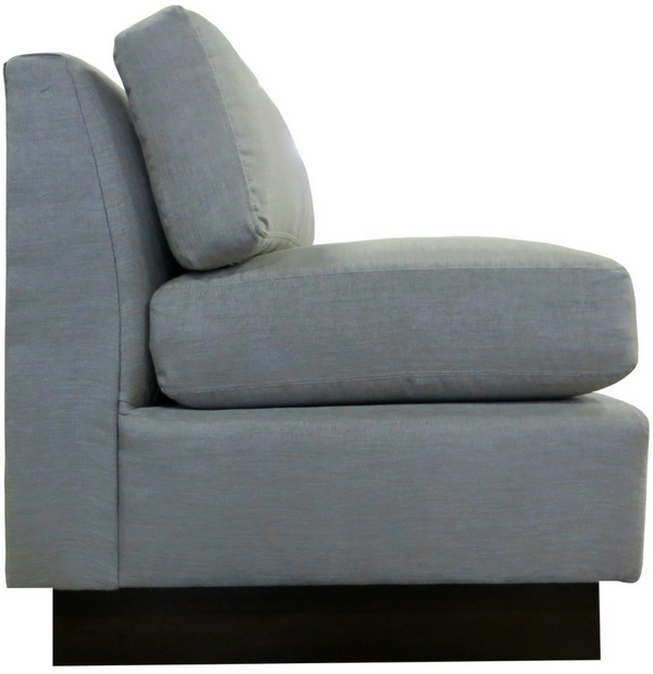 Armless Chair With Returntest