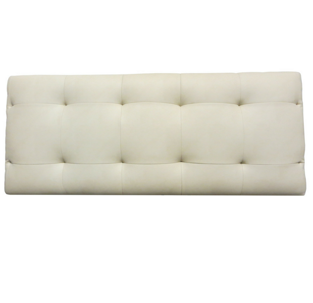 Headboard Buttonless Square Tufted King Headboard Test