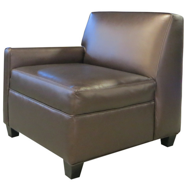 University One Arm Lounge Chair