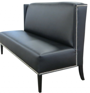 Modern Wing Dining Banquette Sofa ...